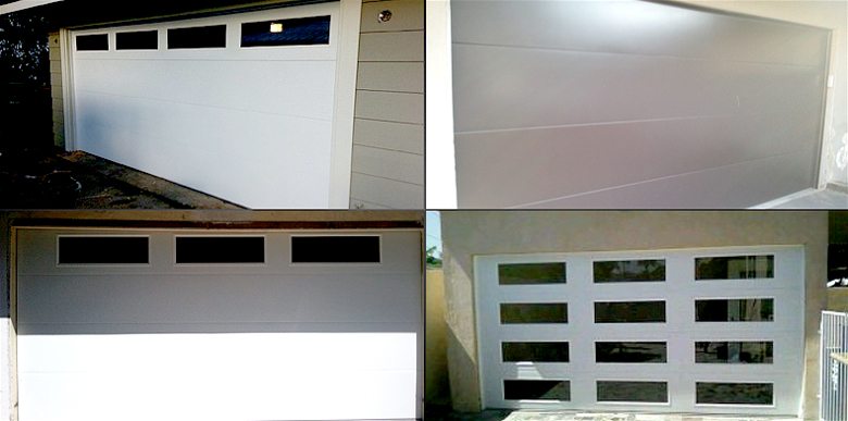 Modern View Door Kims Overhead Garage Doors