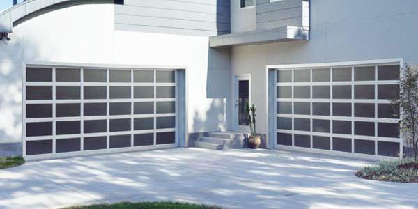 Modern View Door Kims Overhead Garage Doors
